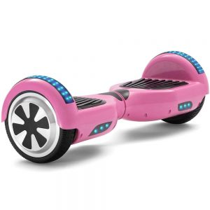 classic pink hoverboard