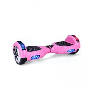 Led Arch Classic Pink Bluetooth Hoverboard Swegway Segway