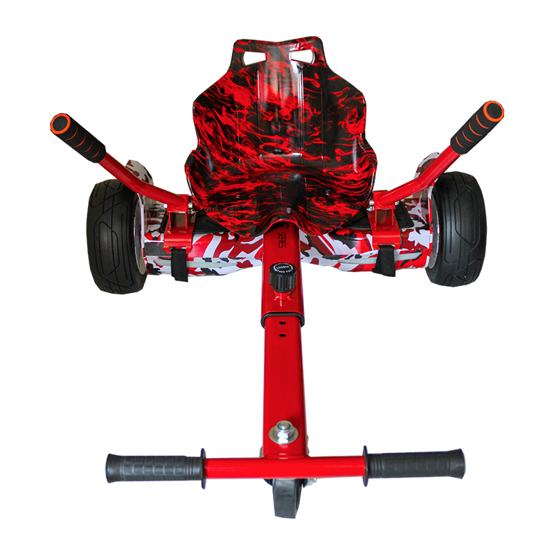 off road camo red hoverboard bundle