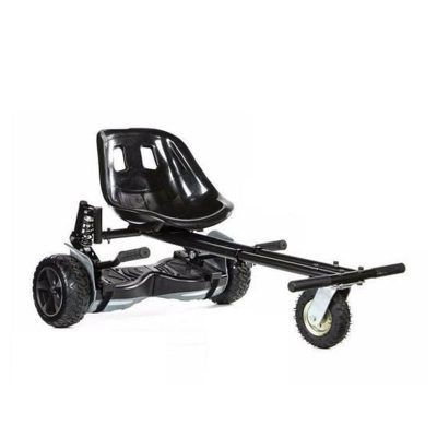 Monster Hoverkart Black