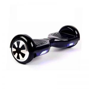 Classic Black Hoverboard Swegway