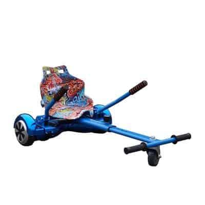 Racer Hoverkart Blue
