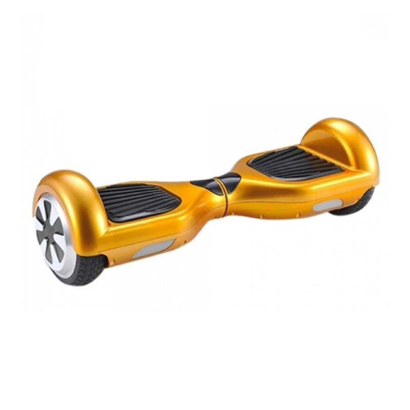 Classic Gold Hoverboard Swegway