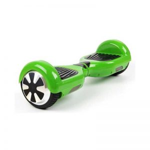 Classic Green Hoverboard Swegway