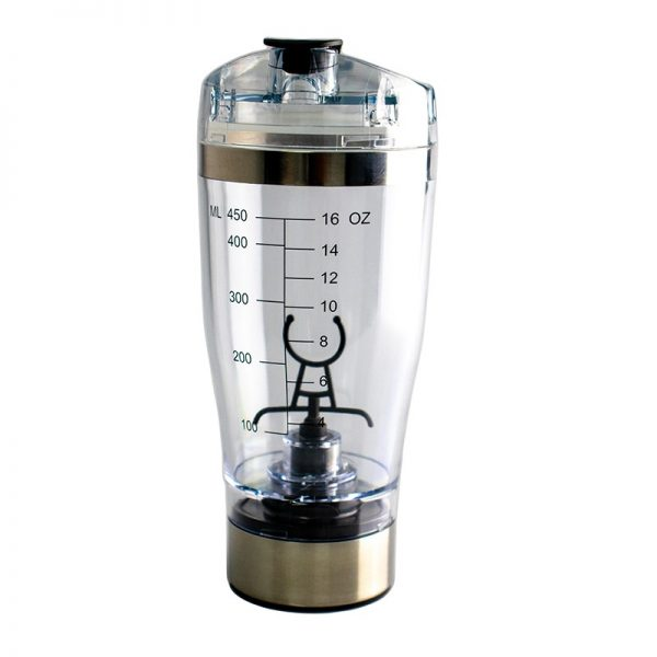 USB Rechargeable Electric Protein Shaker