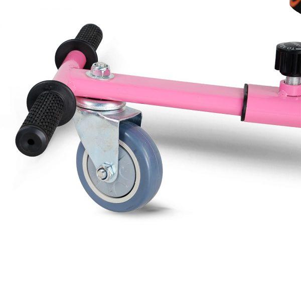 Replacement Hoverkart Grey Wheel
