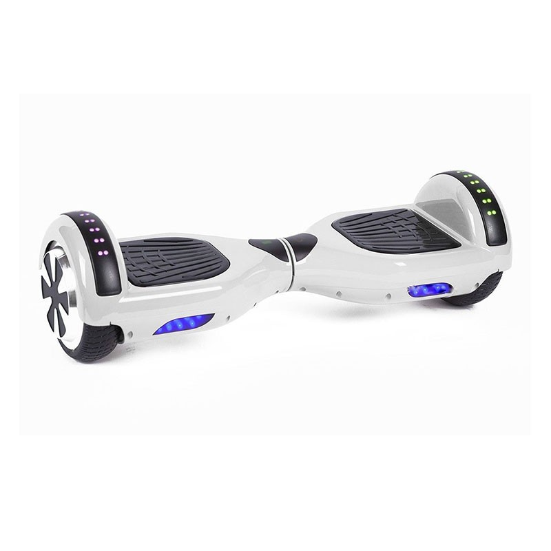 Classic White Hoverboard Swegway