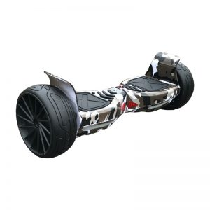 black camo hoverboard