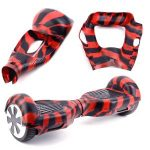 hoverboard camo red