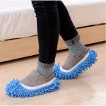 Microfiber Shoe Slippers Mop