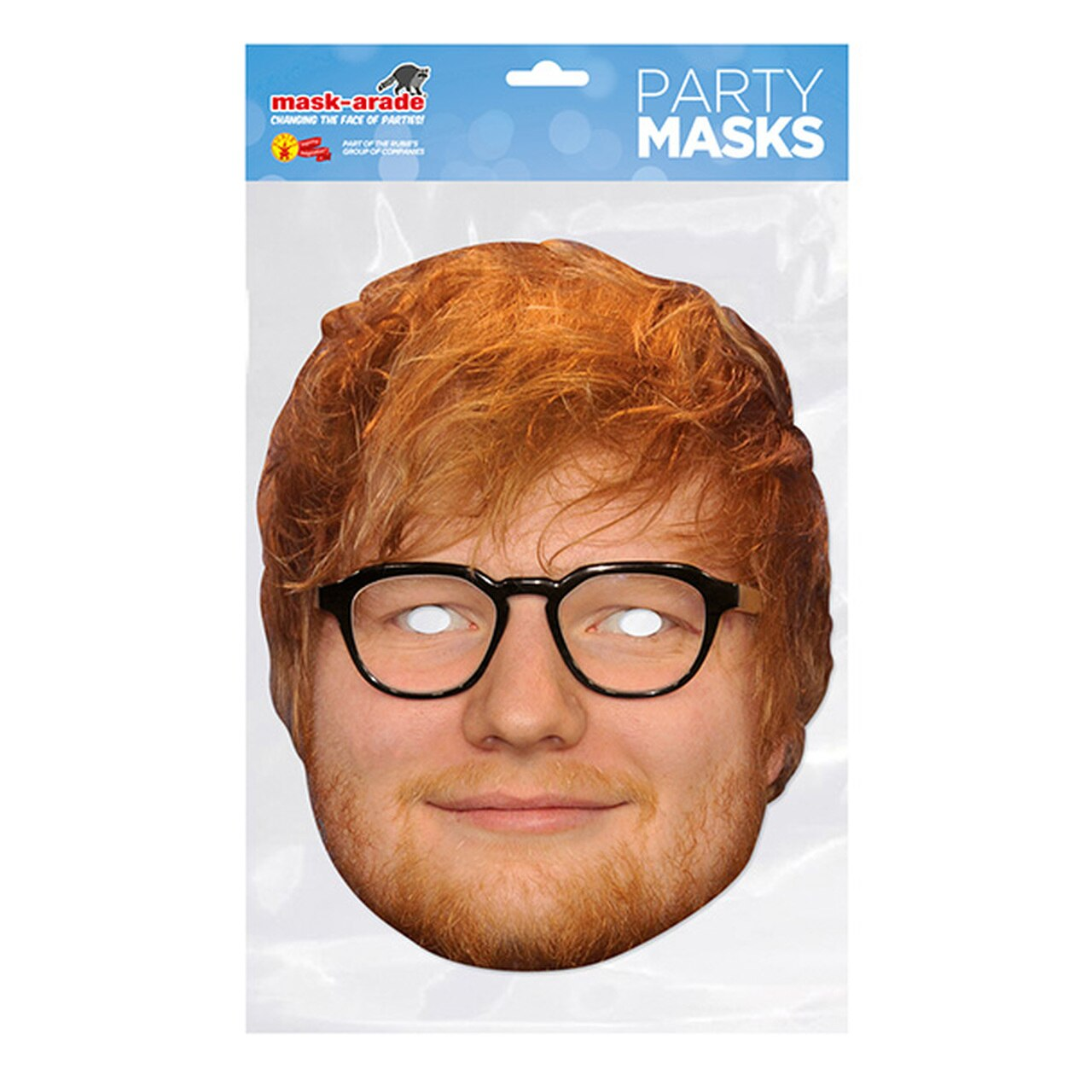 Ed Celebrity Face Mask