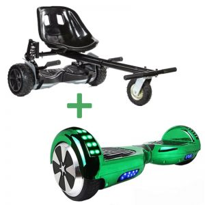 monster hoverkart bundle