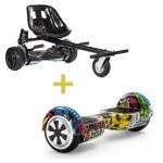 hip hop hoverboard bundle