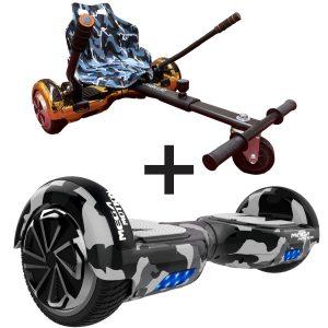 Hoverboard Hoverkart
